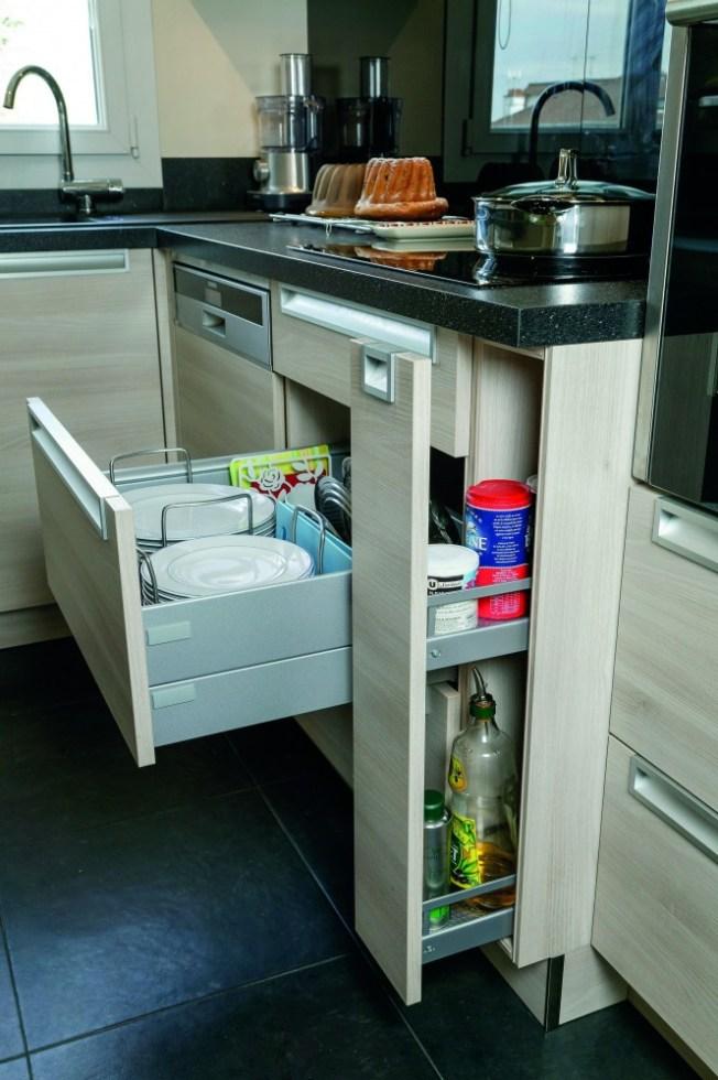 concentr d 39 astuces pour une cuisine. Black Bedroom Furniture Sets. Home Design Ideas