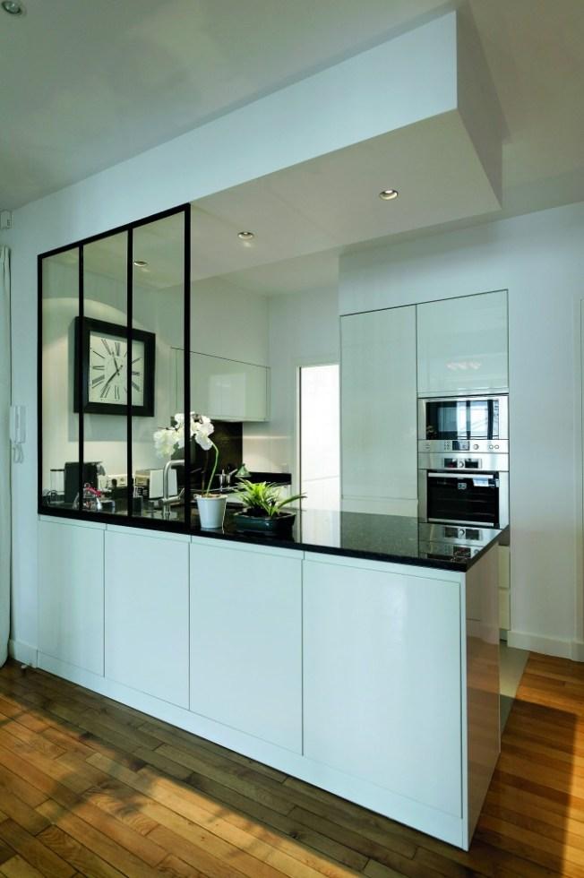 Une cuisine comme entr e cuisines et bains - Cuisine et bains magazine ...