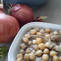 Cheeky Chickpeas in the Oven: Revithia Sto Fourno