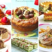 Idei pentru meniul de Paste - 2012