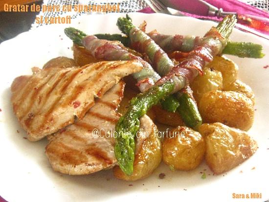 Gratar-de-porc-cu-paranghel-si-cartofi-3-1