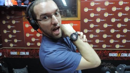 CulturaGeek 171 con la reseña del smartwatch moto360 en Argentina y regalos navideños TiendaKitsch