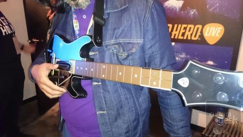 Cultura Geek Guitar Hero Live E3 7