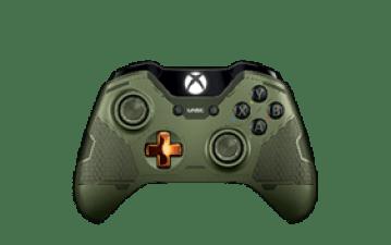 Control Xbox One edición limitada Master Chief