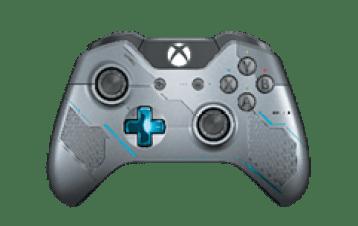 Control Xbox One edición limitada Spartan Locke