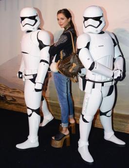 Cultura Geek Estreno Star Wars 7