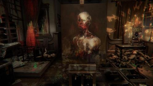 Cultura Geek Layers of Fear Review 3