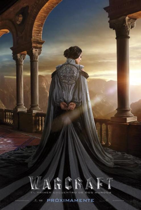Cultura Geek Warcraft Posters Promocionales 10