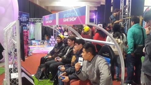 www.culturageek.com.ar Argentina Game Show Anime Friends 3