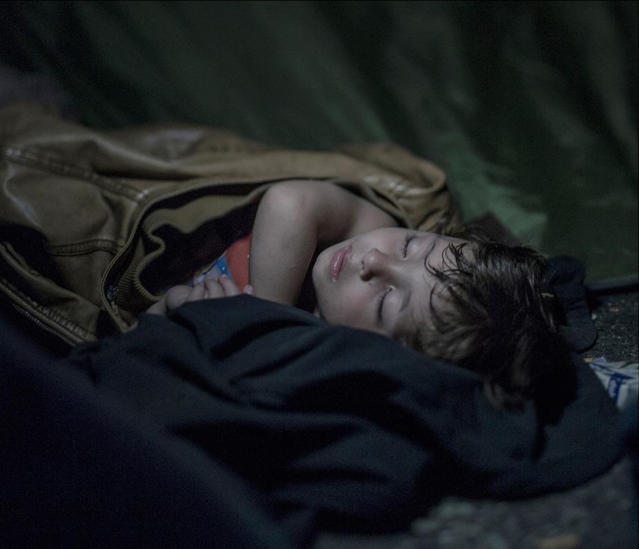 Magnus Wennman World Press Photo Award refugee Syria14