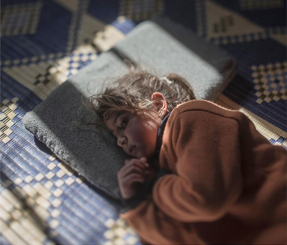 Magnus Wennman World Press Photo Award refugee Syria20