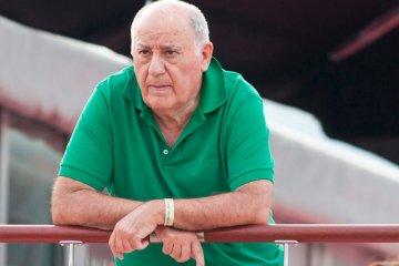amancio ortega, owner of Zara