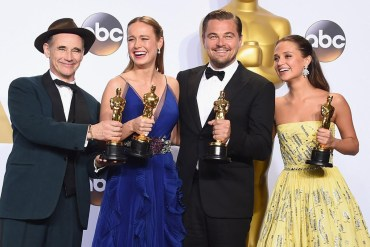 Oscars 2016 Winners