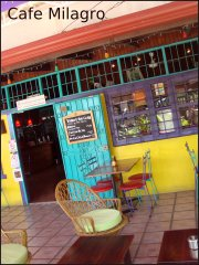 This is the coffee shop where I'm writing this article at
