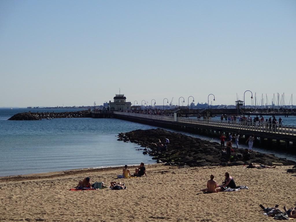 St Kilda Pier