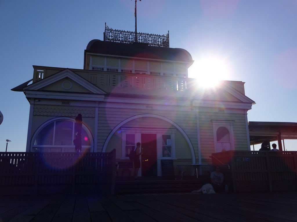 St Kilda Pavilion