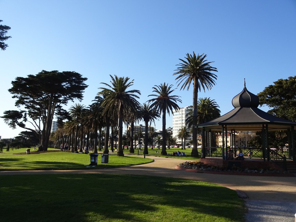 """Sunset Blvd"" in Catani Gardens, St Kilda"