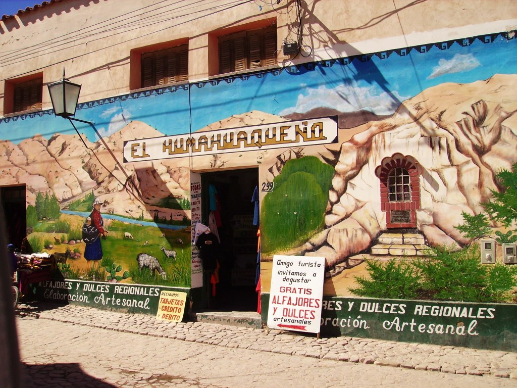 El Humahuaceño bakery: home of traditional alfajores and other sweets, Humahuaca, Argentina