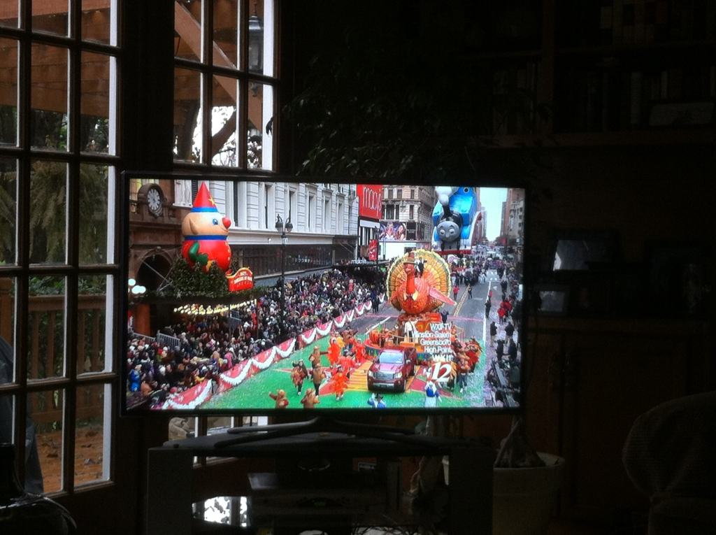 Macy's Thanksgiving Day Parade: another popular holiday tradition in the United States