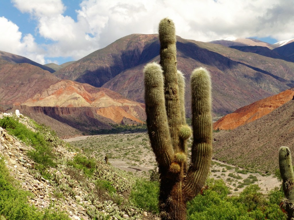 La Quebrada de Humahuaca: a place so colorful and culturally rich it almost seems unreal