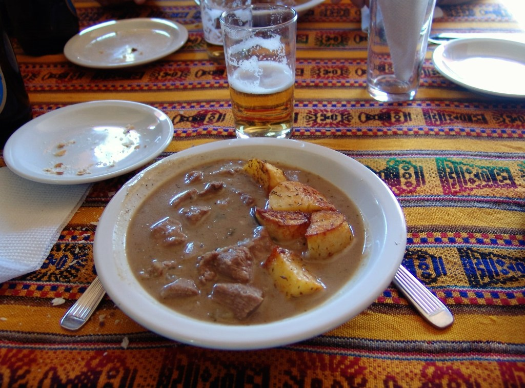 Traditional Dishes in Northwestern Argentina
