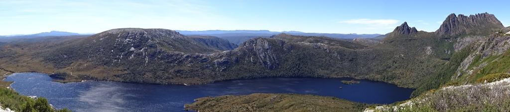 Dove Lake, Cradle Mountain - Lake St Clair National Park, Tasmania
