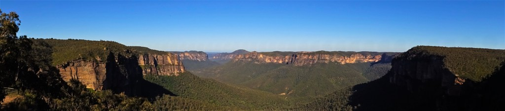 Govetts Leap Lookout, Blackheath, New South Wales