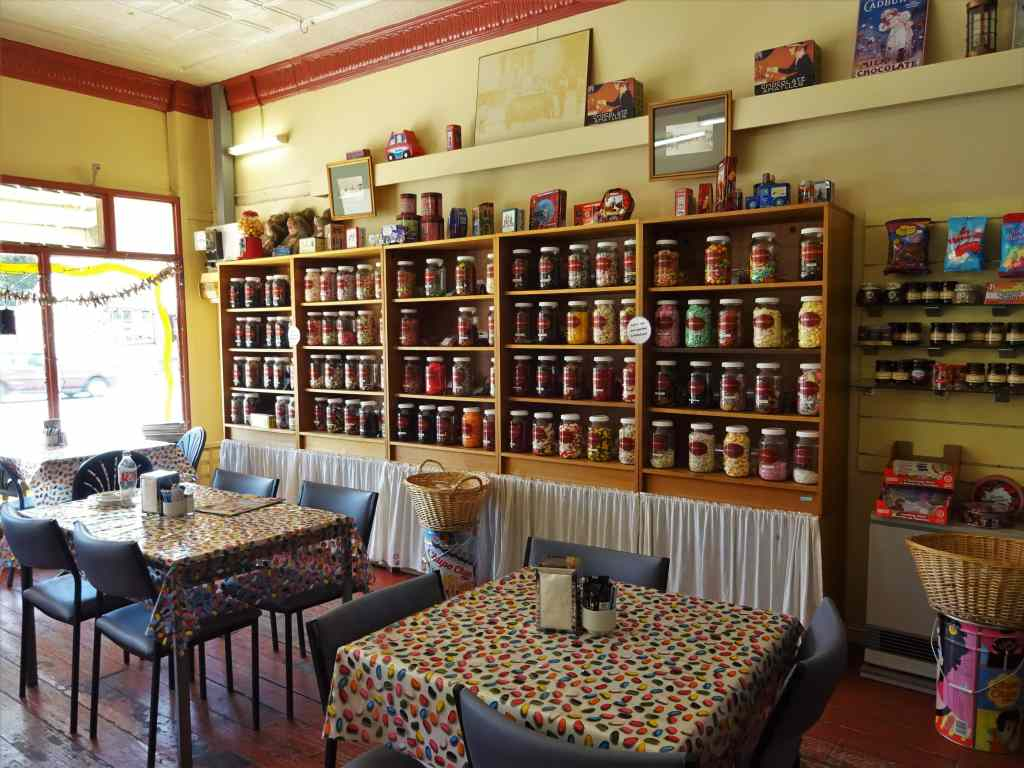 "Candy Shop ""The Boiled Lolly"", Braidwood, New South Wales"