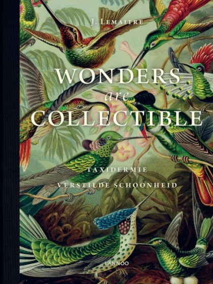 Kevers op een stokje! Boek Wonders are collectible.