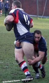 Cock Masseur rugby