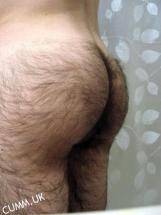 hairy arsed rugby lad