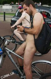 london naked bike ride