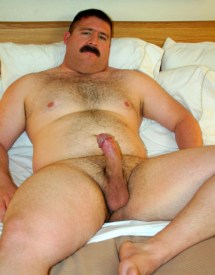mature chubby cock