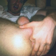 prostate milking and massage