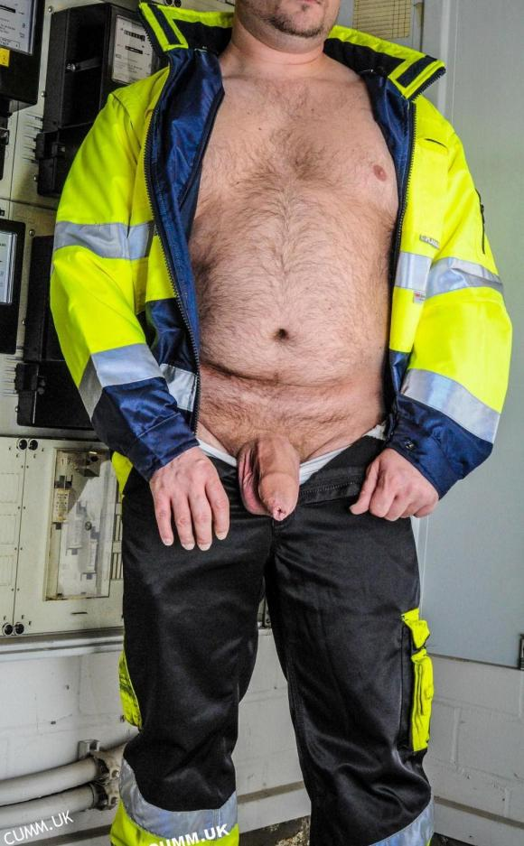 workmans fat cock beauty