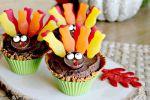 Turkey Conecakes