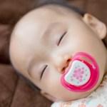 赤ちゃんを一瞬で眠らせる方法?あるんです!ティッシュ一枚で可能!