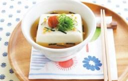 """ダイエット時の夜食にピッタリな""""豆腐お茶漬け"""""""