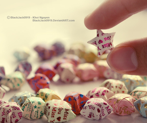 http://weheartit.com/tag/lucky%20paper%20star