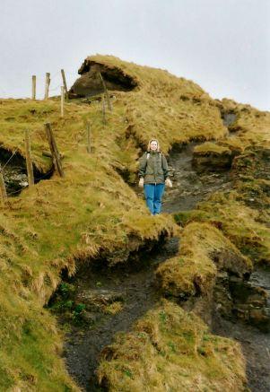 Doolin cliffside walk
