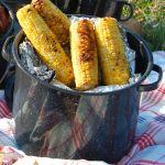 No Fuss- No Muss Grilled Corn