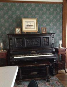 Ray House piano