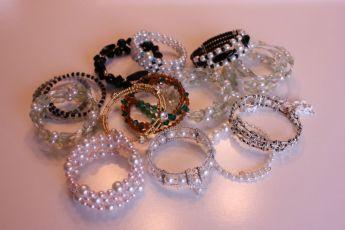 de-stash bead projects