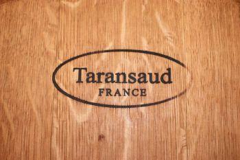 Wine barrel label