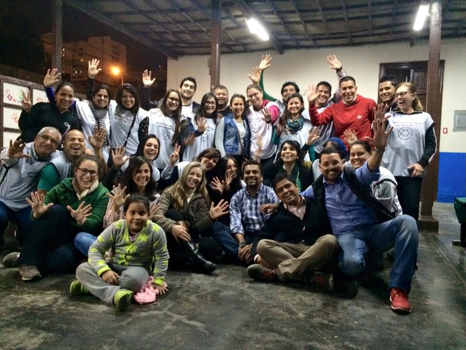 Doações para Equador
