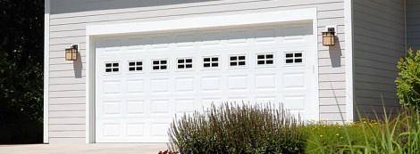 CHI garage door model 2250
