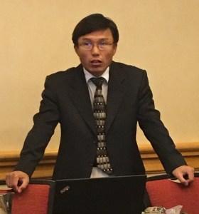 Dr. Jun Li.