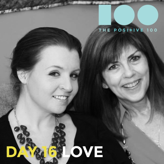 Day 16: Love | Me & My Godmother
