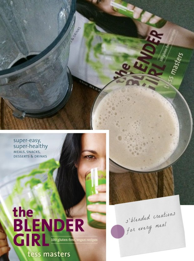 the blender girl cookbook review