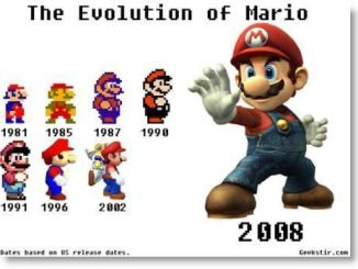evolucion-de-mario-bros